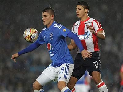 Millonarios - Junior (GALERÍA)