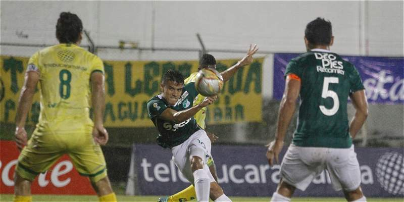 En el debut de Yepes, Cali sacó un empate 1-1 contra Bucaramanga
