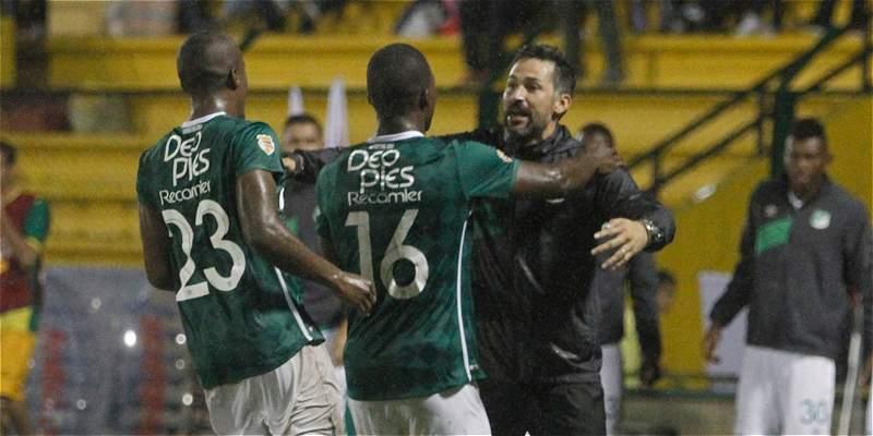 Mario Alberto Yepes Deportivo Cali