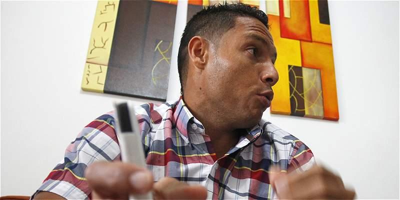 Más violencia: agredieron al \'Toro\' Arzuaga y a Diego Echeverri
