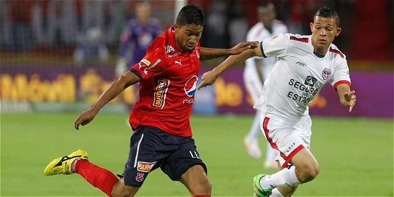 Medellín y una victoria que no dejó dudas: 3-0 sobre Fortaleza