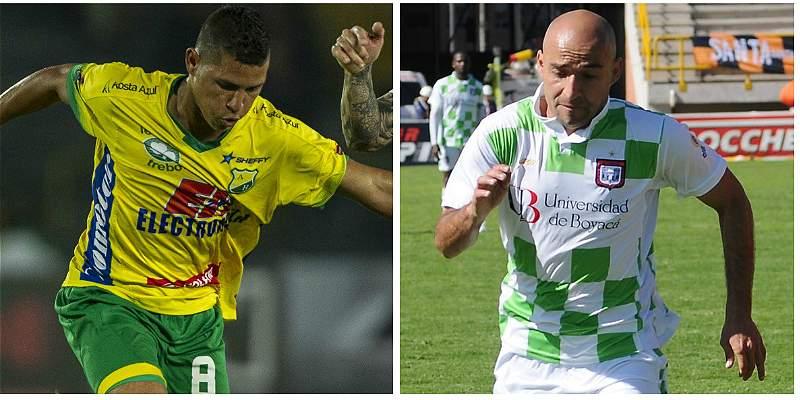 Huila vs Chicó