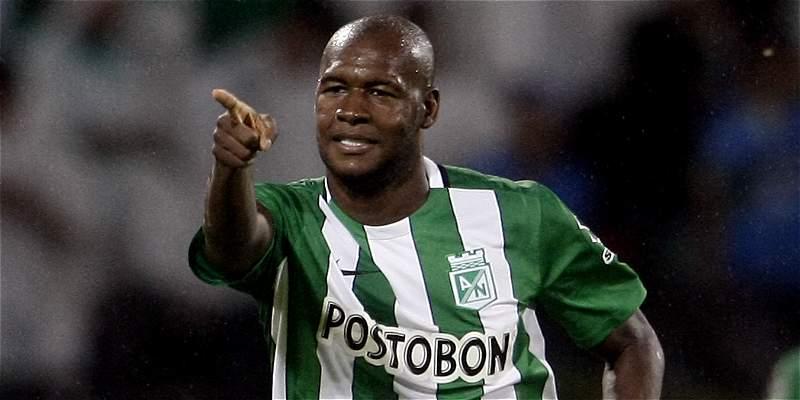 Víctor Ibarbo Atlético Nacional