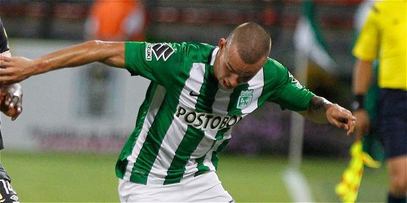 Atlético Nacional Tomás Maya