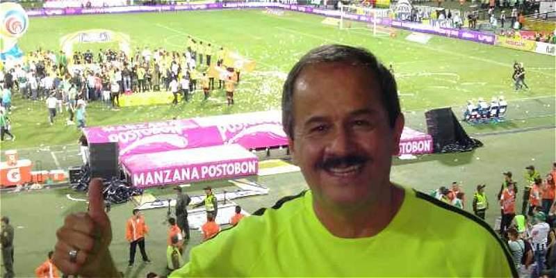 Don Pablo hincha de Nacional