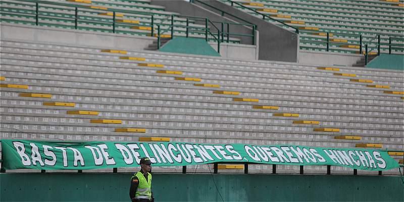 Habilitada tribuna sur de Palmaseca para el juego Cali vs. Rionegro