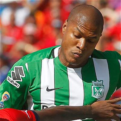 Alexis Henríquez Atlético Nacional