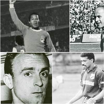 Los 14 jugadores más recordados en la historia de Millonarios