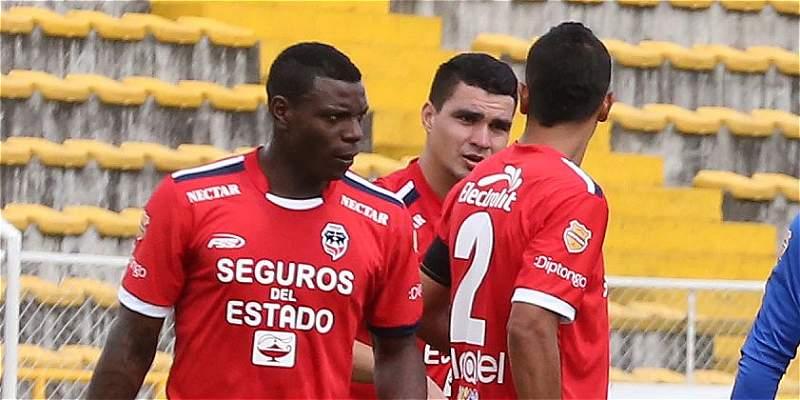 Obligado a ganar, Fortaleza visita a Once Caldas en el Palogrande