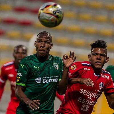 Equidad Fortaleza Liga Águila II 2016