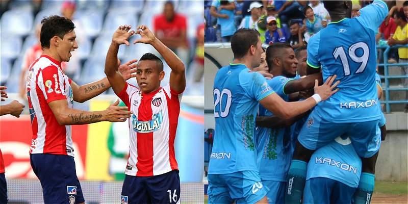 Junior quiere seguir demostrando su mejoría: recibe a Jaguares en Liga