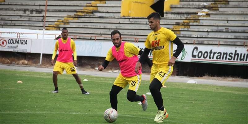 Atlético Huila le apunta a los tres puntos en el clásico contra Tolima