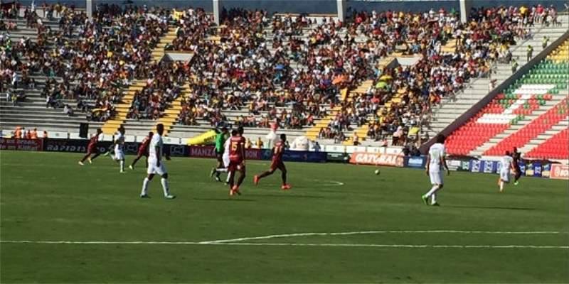 Tolima y Huila empataron 1-1, en el clásico del \'Tolima grande\'