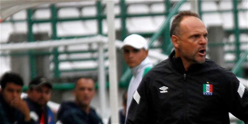 Es oficial: Javier Torrente dejó la dirección técnica del Once Caldas