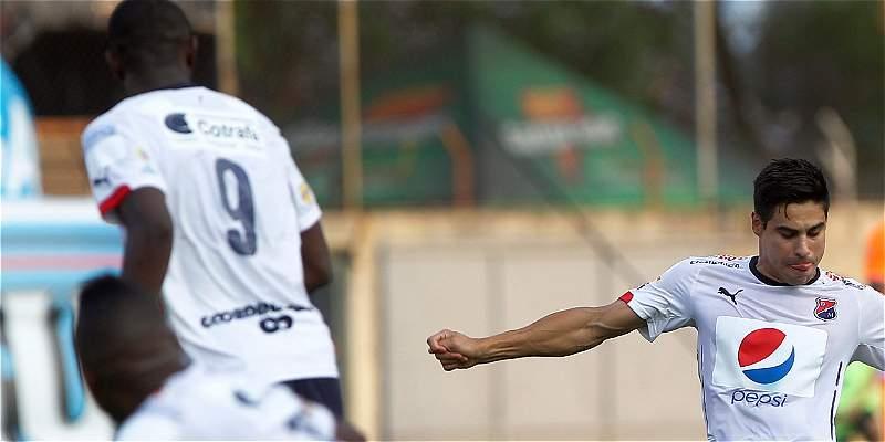 Sin mostrar su mejor fútbol, Medellín igualó 2-2 con Rionegro Águilas