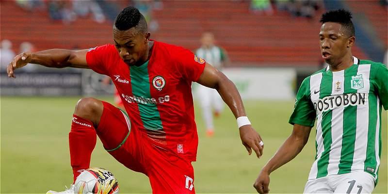 Nacional dejó escapar puntos en el Atanasio: empató 1-1 con Cortuluá