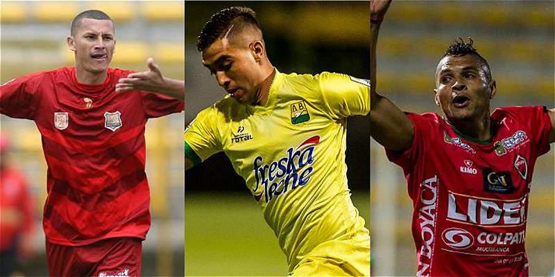 Los goleadores de la Liga II están en los denominados \'equipos chicos\'