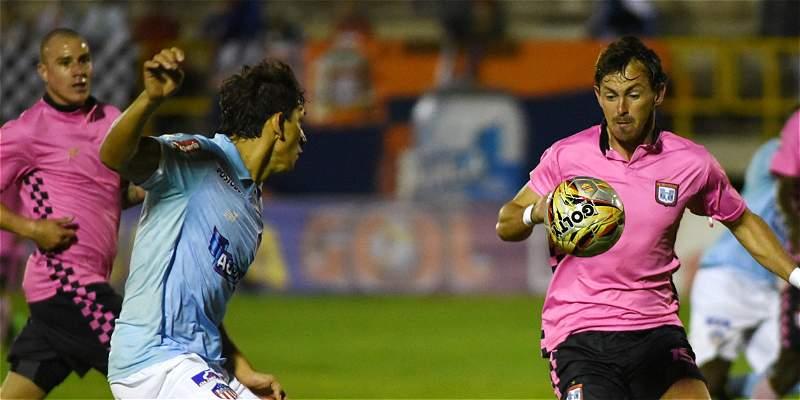 Chicó y Junior empataron 2-2 y sumaron un punto que les sirve de poco