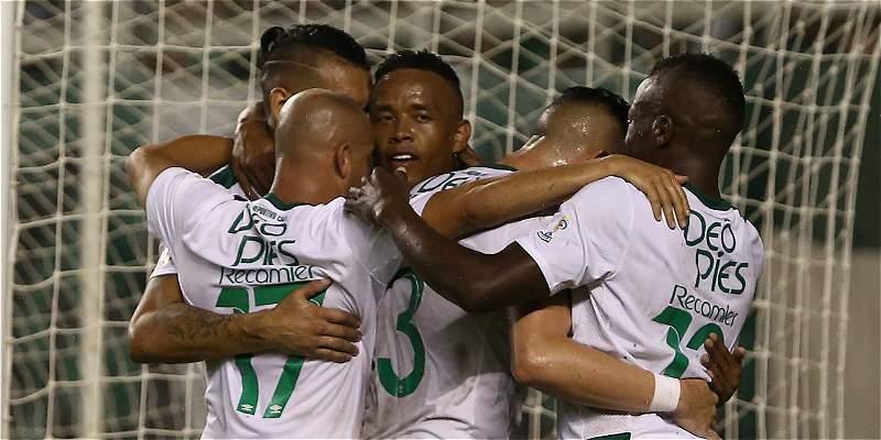 Cali ganó en la agonía y se metió a los ocho: 2-1 sobre Bucaramanga
