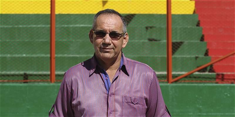 Héctor Cárdenas Atlético Bucaramanga