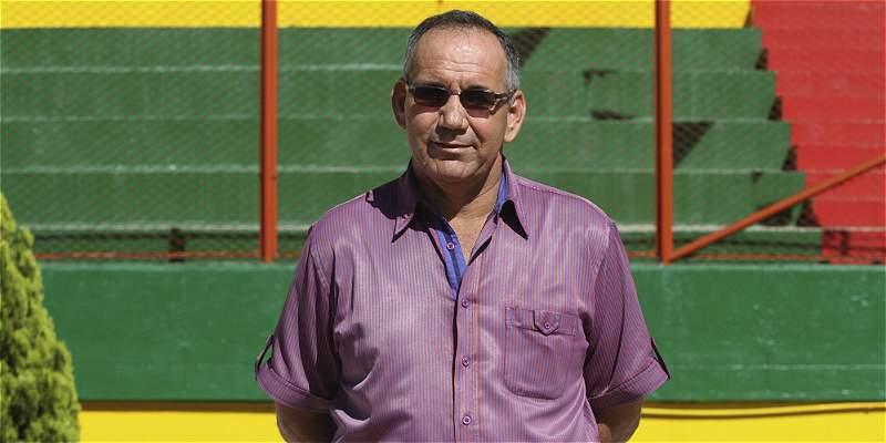 Héctor Cárdenas, presidente de Bucaramanga, falleció este jueves