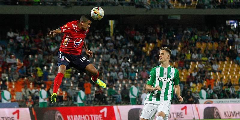 Clásico de emociones, polémicas y goles: Medellín 2- Nacional 2