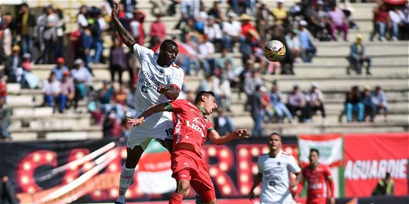 Fortaleza le dijo adiós a Primera División: cayó 1-0 con Patriotas