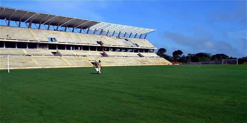 Resultado de imagen para estadio jaraguay