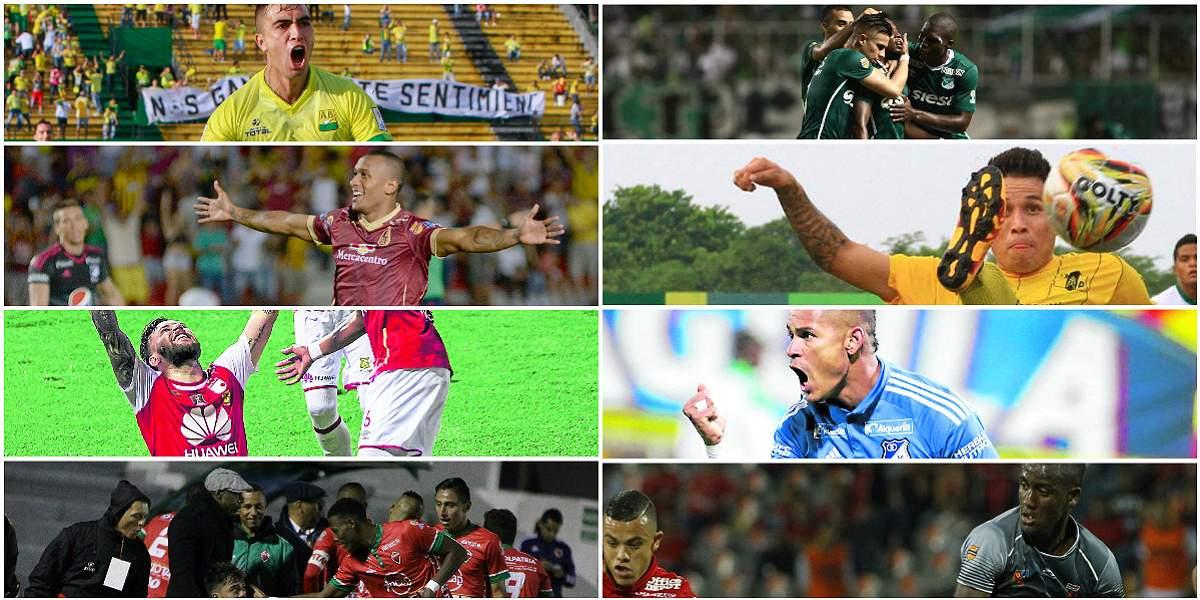 Minuto a minuto de la fecha 20 de la Liga Águila II 2016 - Liga ...