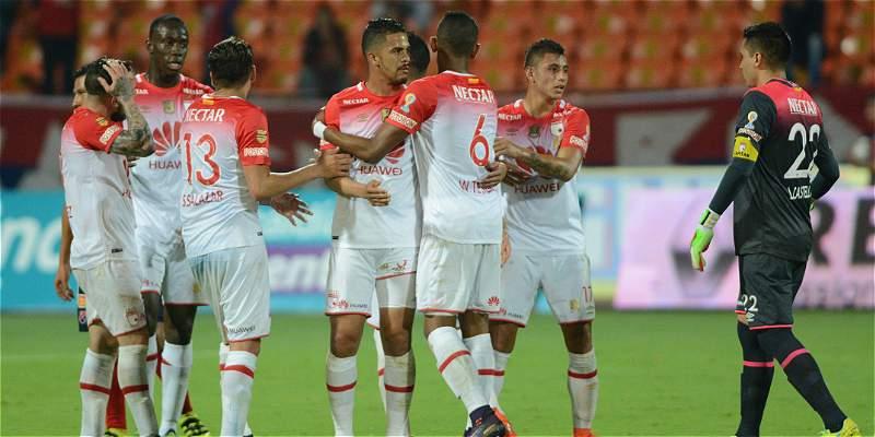 Santa Fe, a redondear la clasificación en el Campín, contra Medellín