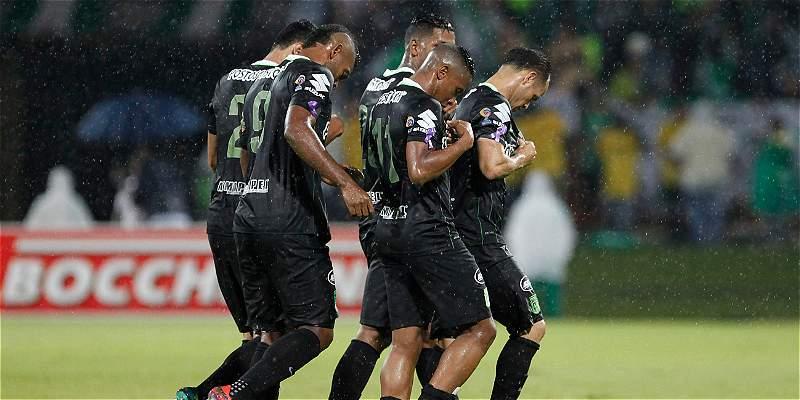 Nacional fue contundente y avanzó a semifinales: 3-0 sobre Millonarios