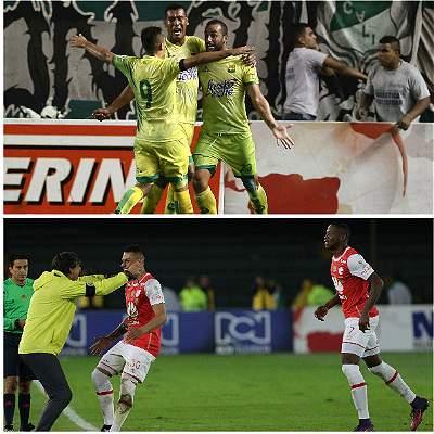 Estadísticas semifinales Liga II