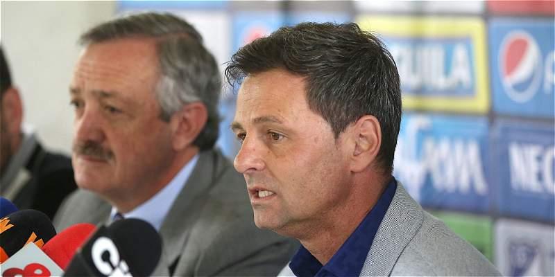 Millonarios refuerzos Diego Cocca