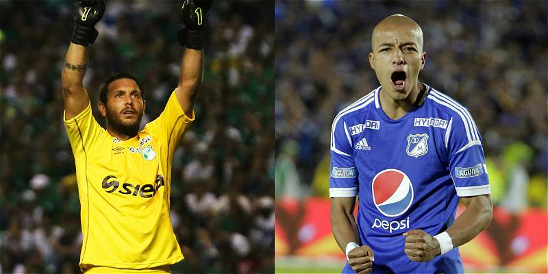 Ernesto Hernández y Juan Órtiz