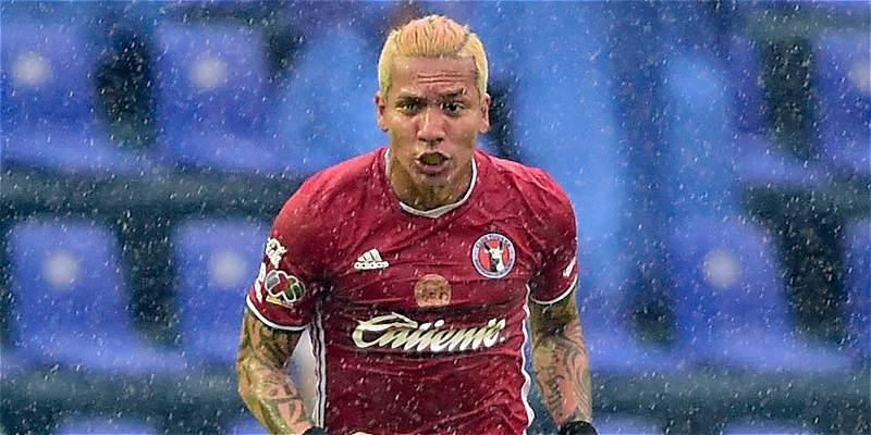 Dayro Moreno Atlético Nacional