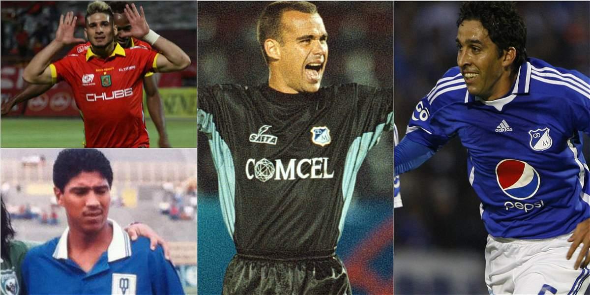 Kouffaty Y Los Futbolistas Venezolanos Que Han Jugado En Millonarios Liga Guila