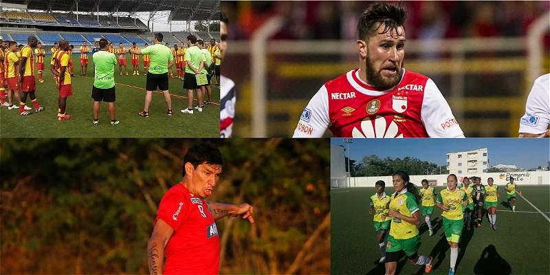 Abecé de las competiciones que tendrá el fútbol colombiano en 2017