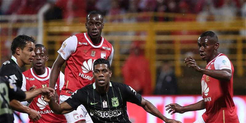 Nacional-Santa Fe y Millonarios-Medellín: primera fecha de Liga I-2017