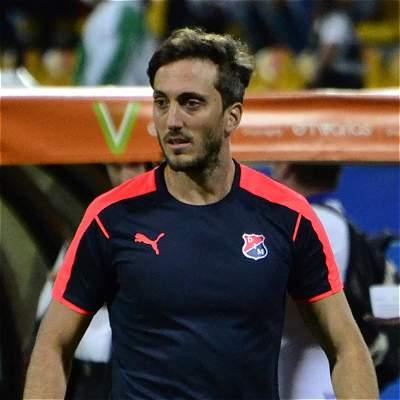 Luis Zubeldía Independiente Medellín