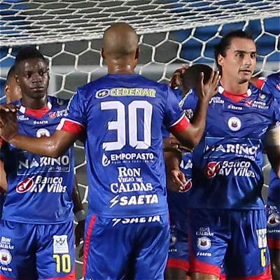 Deportivo Pasto Tigres aplazado