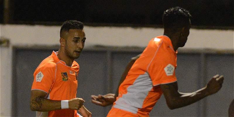 Envigado y Rionegro dividieron honores: 1-1 en el Polideportivo Sur