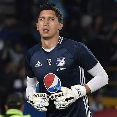 Ramiro Sánchez Millonarios