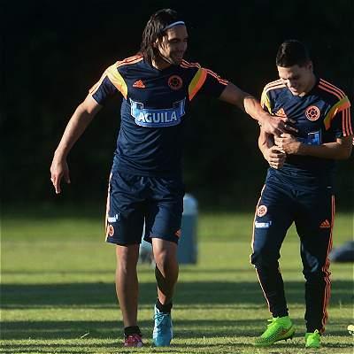 Falcao y Quintero