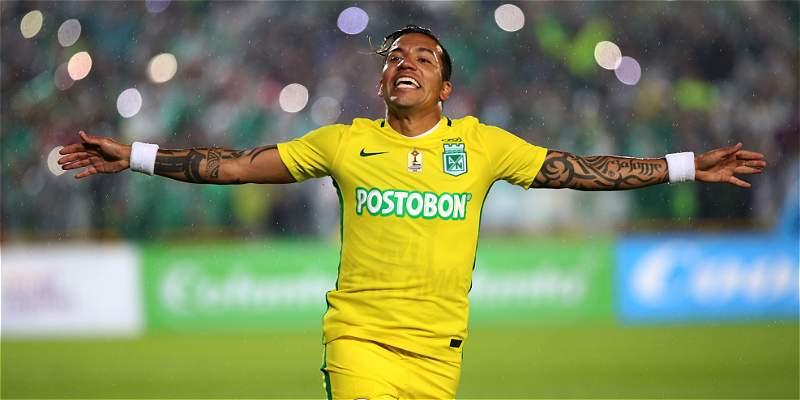 Nacional llenó y triunfó en su visita a El Campín: 0-2 sobre Equidad