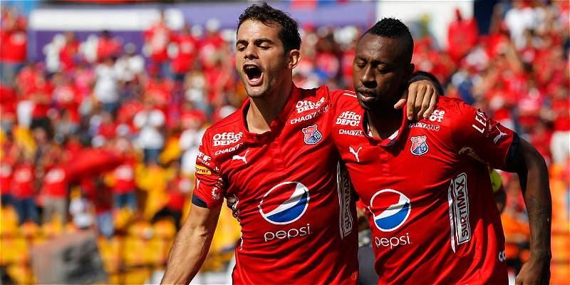 Medellín hizo respetar su casa y superó 3-0 a Tigres, en Liga