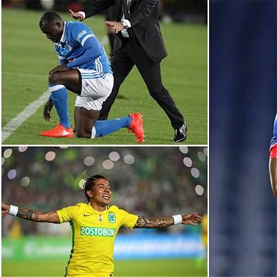 En imágenes: los refuerzos que más han rendido en el inicio de la Liga