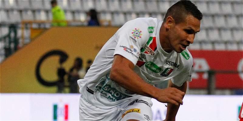 Once Caldas celebró por primera vez en Liga: venció 1-2 a Bucaramanga
