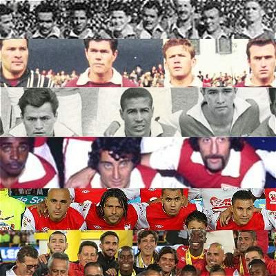 Santa Fe 76 años títulos en su historia