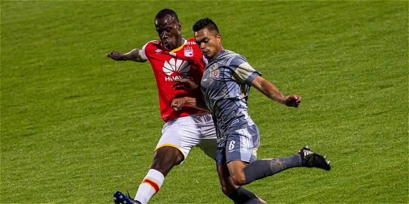 Santa Fe Tigres Liga Águila I 2017