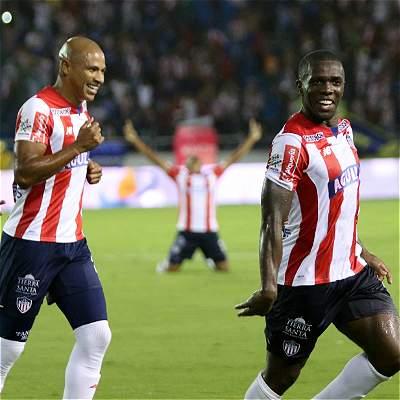 De vuelta al triunfo y al Metropolitano: Junior ganó 3-0 a Once Caldas